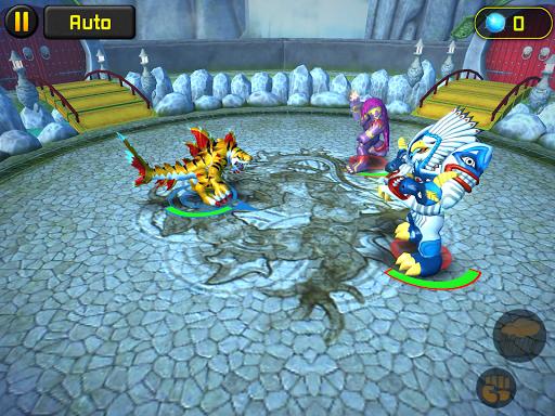 Invizimals: Battle Hunters 1.3 Mod screenshots 5