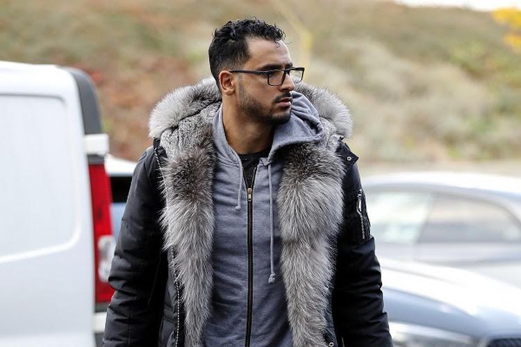 Anderlecht espère remettre Chadli en forme, Martinez espère le voir jouer contre Chypre