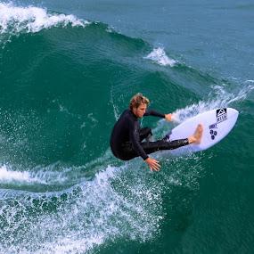 Karate by Scott Murphy - Sports & Fitness Surfing