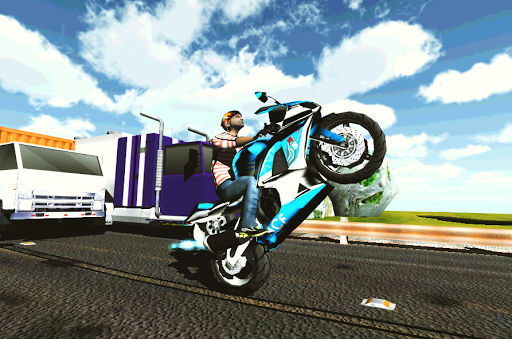 Speed Moto Racer