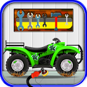 Quad Bike Repair Salon – Auto mechanic Workshop icon