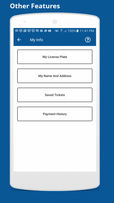 NYC Parking Ticket Pay or Dispute - Android Apps on Google ...
