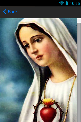 Mother Mary Phone Wallpapers Screenshot 3