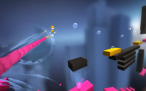 Chameleon Run - screenshot