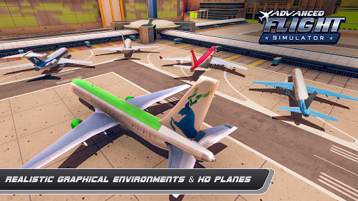 Airplane Real Flight Simulator 2020: Pro Pilot 3d  screenshots 11