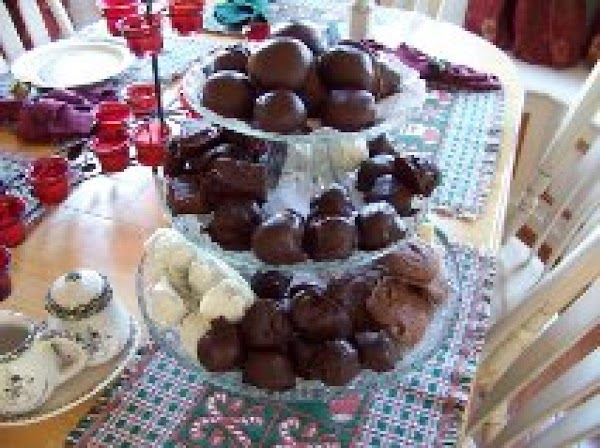 Peanut Butter Balls/eggs Recipe