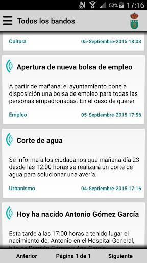 Camarenilla Informa