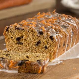 Carrot Cake Bread.