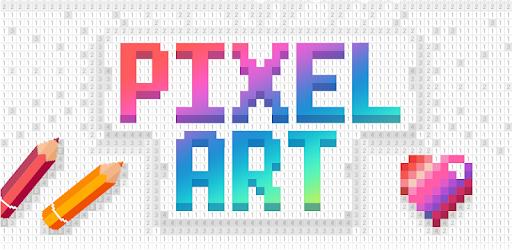 Pixel Art Livre De Peinture A Numeros Applications Sur Google Play