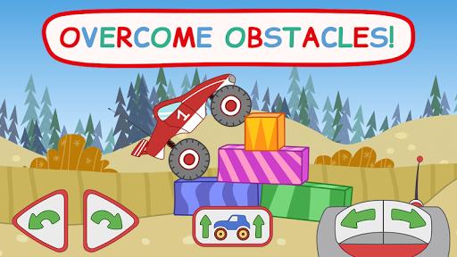 Kid-E-Cats: Kids racing. Monster Truck  screenshots 3