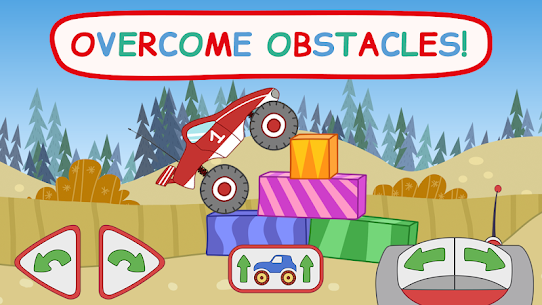 Kid-E-Cats: Kids racing. Monster Mod Apk (Full Unlocked + No Ads) 3