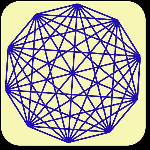 Polygon Designer 遊戲 App LOGO-硬是要APP