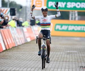Wereldkampioene Alvarado imponeert meteen bij haar eerste afspraak van het seizoen