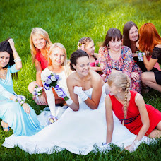 Wedding photographer Nelli Samoylova (APELSINA). Photo of 30.11.2012
