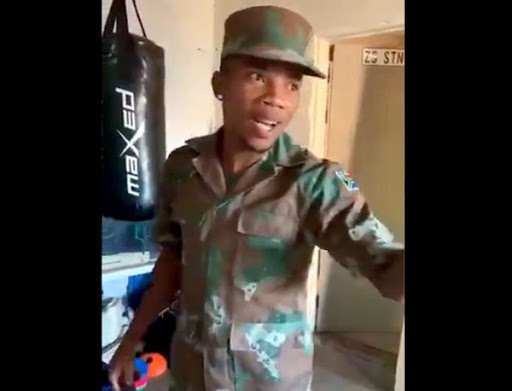 Bloemfontein Celtic apologise for player Teboho Potsane's army uniform gaffe