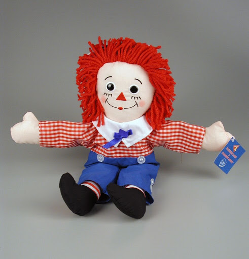 Doll:Raggedy Andy
