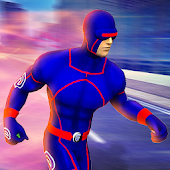 Super Light Speed Hero City Rescue Mission