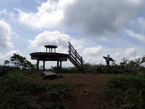 浄法寺山の山頂に到着