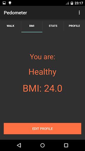 Pedometer & calories counter screenshot 3