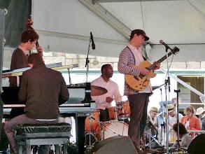 Photo: Kurt Rosenwinkel New Quartet