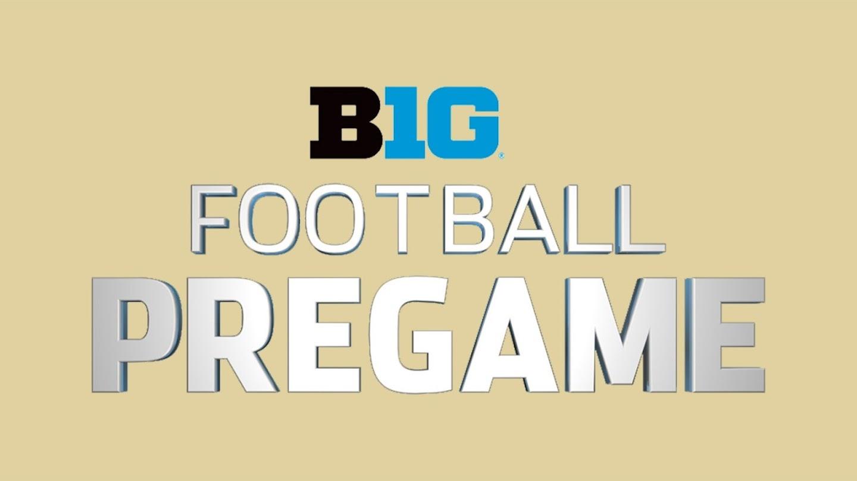 B1G Football Pregame
