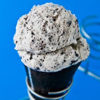 Easy Homemade Cookies And Cream Ice Cream