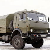 Wallpapers KamAZ Mustang