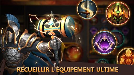 Stickman Legends: Guerre Des Ombresuff0dJeu de combat  captures d'u00e9cran 2