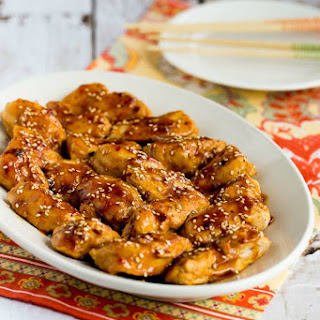 Easy Spicy Asian Chicken