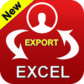 Contacts To Excel (Contacts Backup) Android APK Download Free By NBStudio