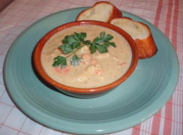 Cream Of Chicken Veggie Soup