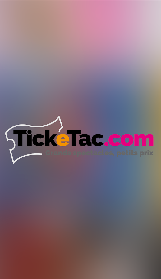 Ticketac- screenshot