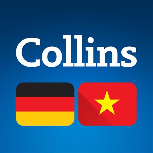 Collins Vietnamese<>German Dictionary Icon