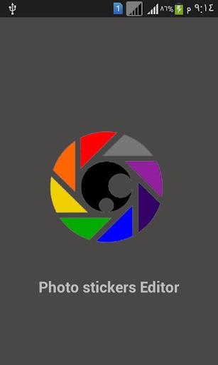 Photo stickers Editor