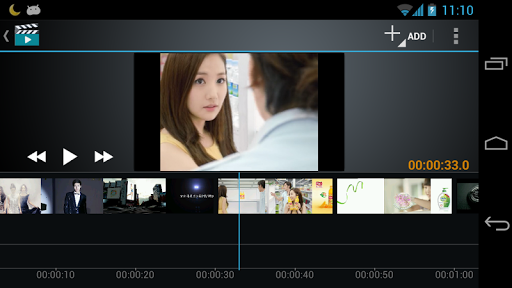 Video Maker Movie Editor screenshot 4