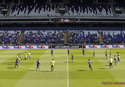 L'entraînement ouvert d'Anderlecht? Loin d'être un grand succès