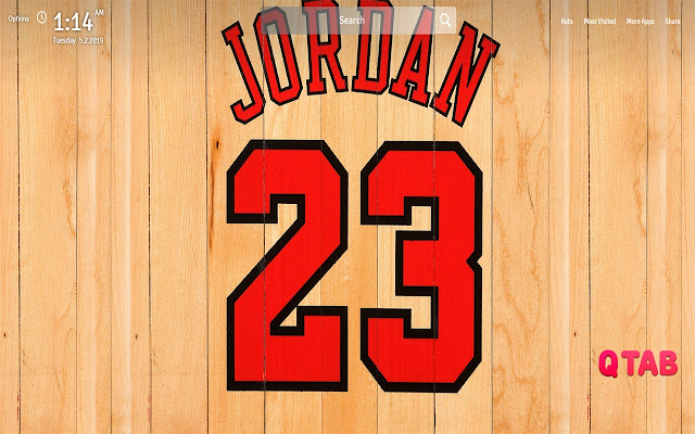 Michael Jordan Wallpapers New Tab