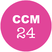 CCM 24 Radio Player - Free Simple Easy CCM Music