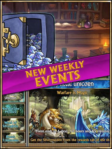 Gems of War - Match 3 RPG 3.3.008 screenshots 11