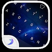 Emoji Keyboard-Blue Ray
