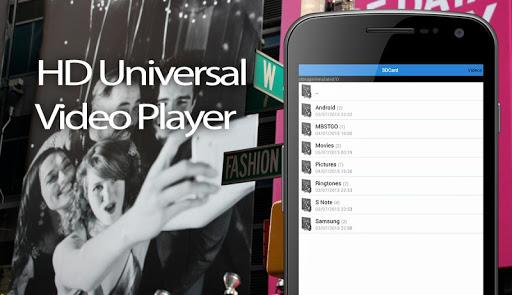 HD Universal Video Player