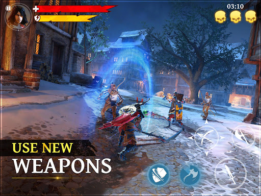 Iron Blade: Medieval Legends RPG 2.1.2m screenshots 14