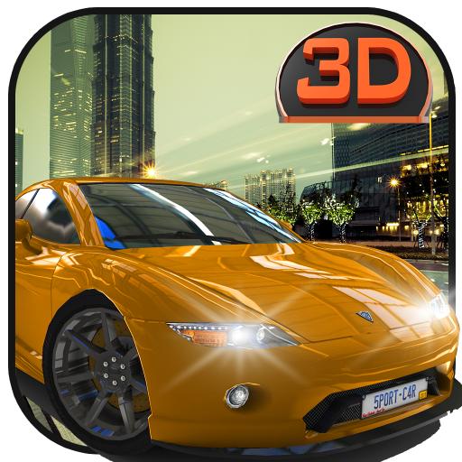 激怒車の運転3D 動作 App LOGO-硬是要APP