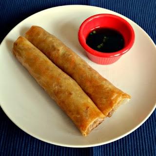 Lumpia (Filipino Egg Rolls) Recipe