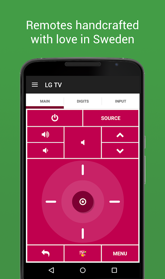 Unified TV- screenshot