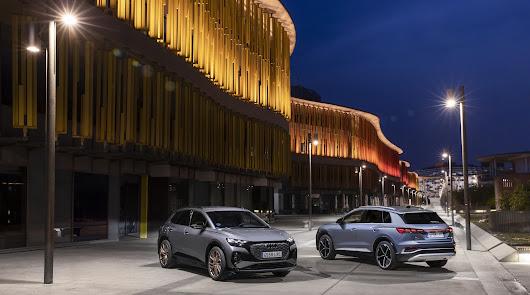 Vera Import nos resalta lo mejor del Audi Q4 E-TRON