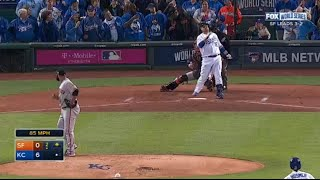 2014 World Series Game 6: Giants at Royals