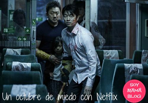 Un octubre de miedo con Netflix: Estación Zombie