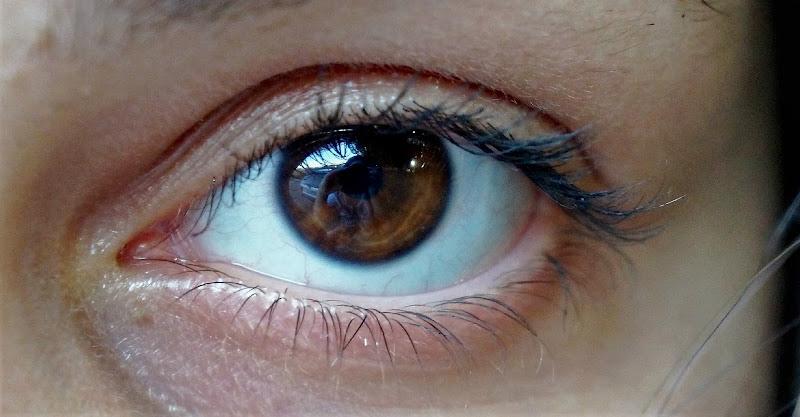 Dentro al tuo occhio di Elisabetta Di Franco