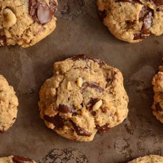 Chocolate Walnut Quinoa Cookies (Gluten-Free)